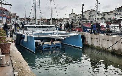 WHAT TO LOOK FOR IN A BOATYARD