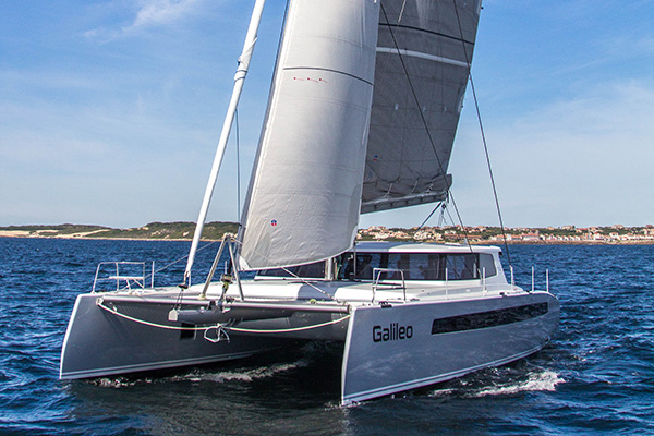 Balance 526, Balance catamaran, catamaran, yacht, import boat of the year, cruising world, boty